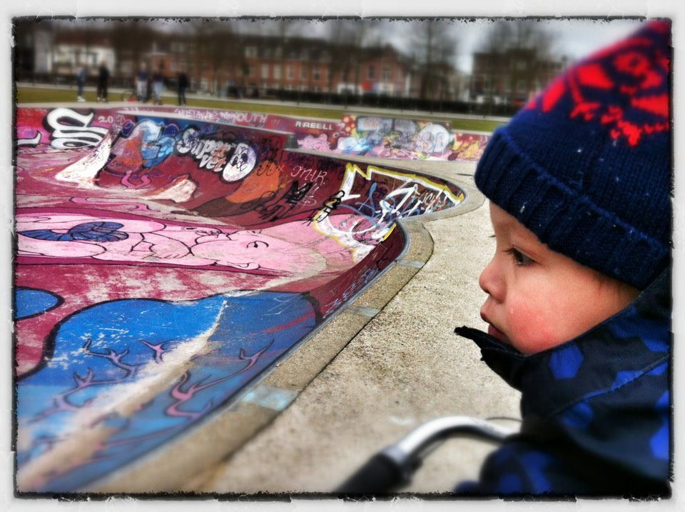 kunstenaars(klein)kind