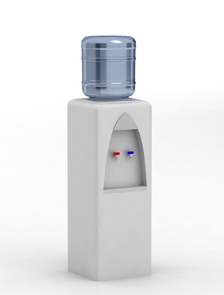 A Brief History Of The Office Water Cooler | General | Pinterest ...