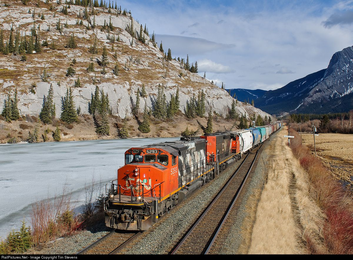 Pin by Christopher Navarro on Canadian National (With