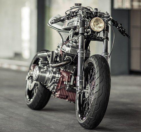 Ed Turner Motorcycles - Honda 400 cbn