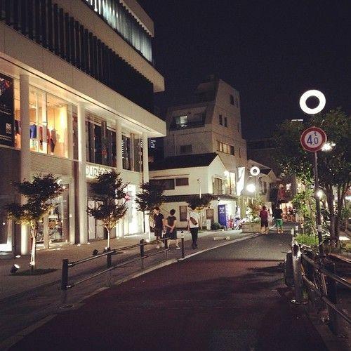 #harajuku #tokyo #japan#night#cat#street