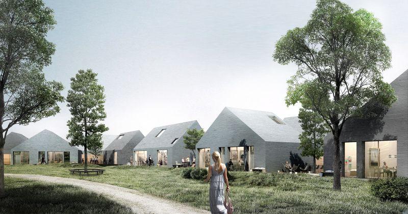 ÅHUSENE IN HELSINGØR, DENMARK - we architecture