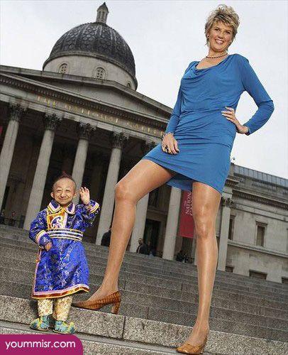 guinness longest girl woman lady world 2015 2016 is a russian svetlana pankratova tallest woman in