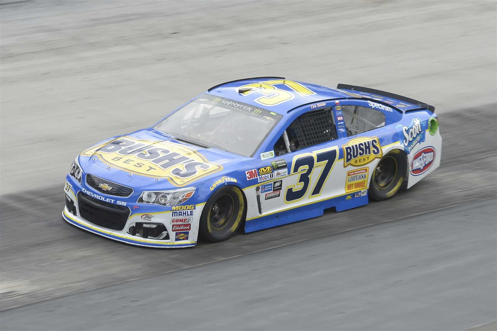 Food City 500 Bristol April 23 2017 Chris Buescher Will Start 27th In The No 37 Jtg Daugherty Racing Chevrolet Crew Chief T Owens Spotter David