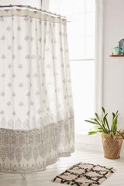 Shower Curtain Liner | Pinterest | Flats, Spaces and Bath