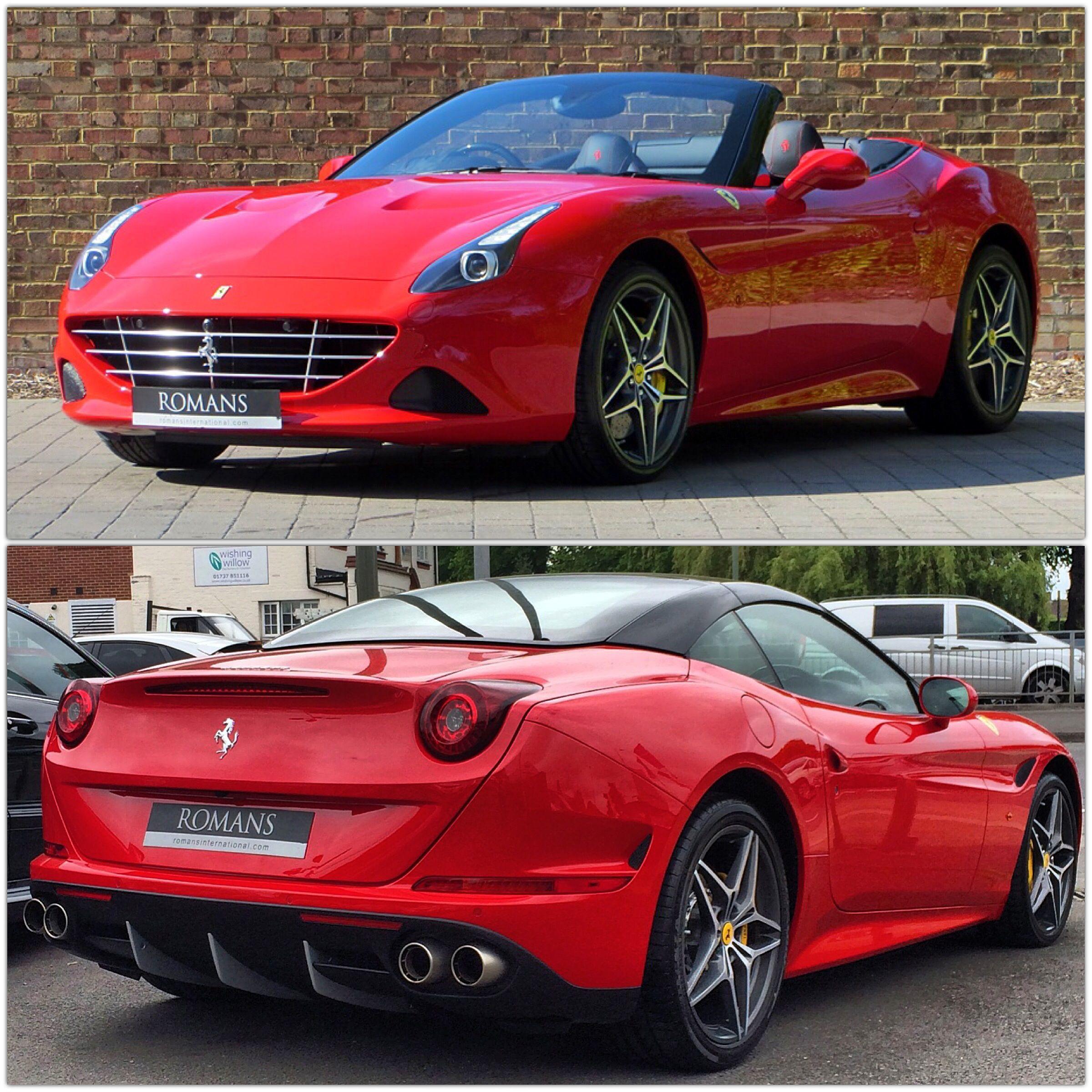 Used   Ferrari california t, Ferrari california, Ferrari