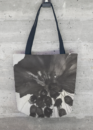 Foldaway Tote - bat bag by VIDA VIDA ocWN5Olu