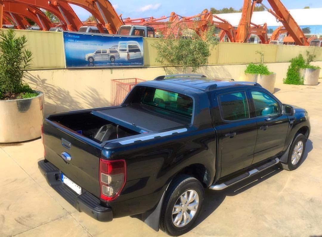 rollverdeck laderaumabdeckung tesser 4x4 f r ford ranger. Black Bedroom Furniture Sets. Home Design Ideas