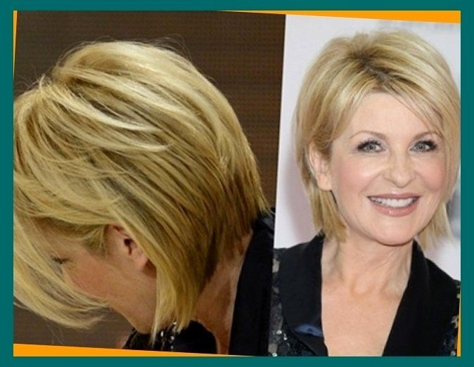 Short haircuts for older women short hairstyles 2015 2016 medium ...