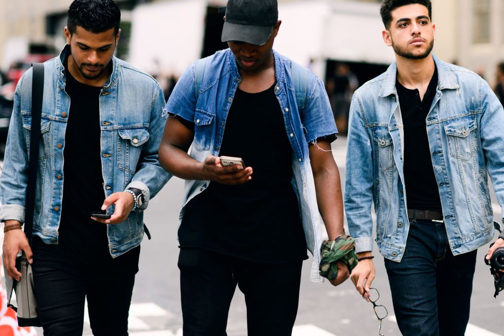 Men\u0027s Fashion Week Street Style , New York Men\u0027s Fashion Week Spring 2017