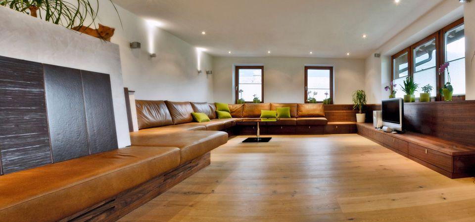 Couch Vom Tischler Wohnzimmer Rund Ums Haus Couch