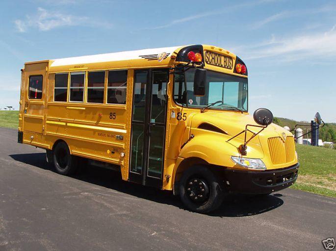 Ic School Buses Creative Bus Sales