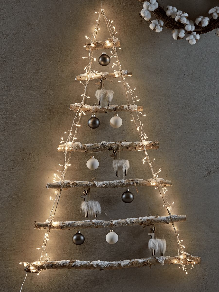 Two Faux Fur Deer #decoratersicing