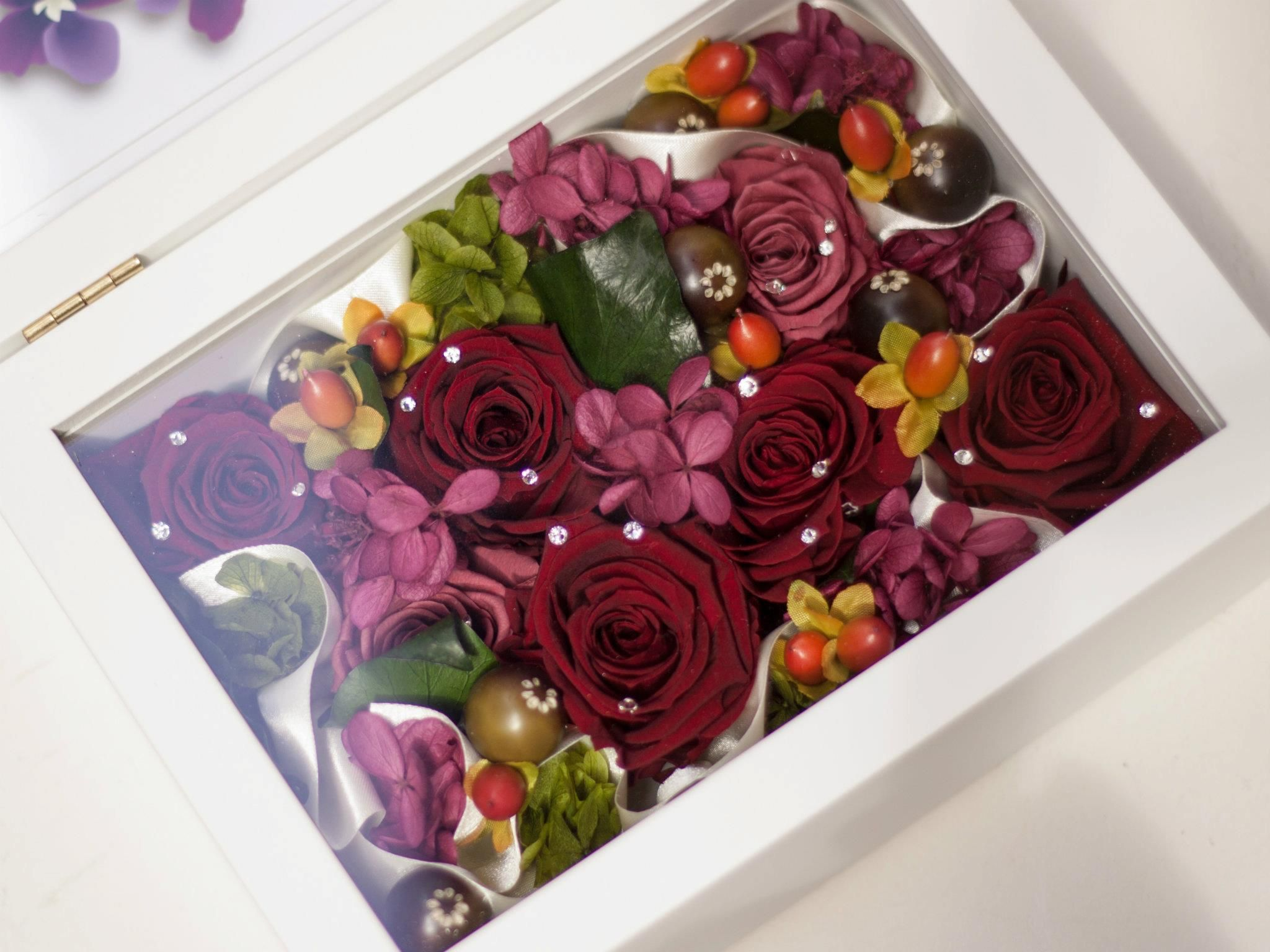 Pin By Mary Ladisich On Ideas Misc How To Preserve Flowers Flower Petals Easy Crafts