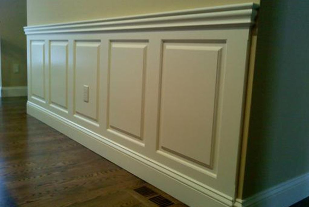Nice Decorative Wainscoting Panels Wainscoting Styles Diy