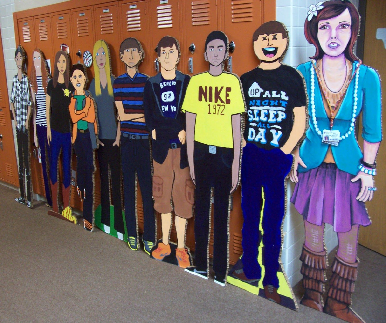 The Lost Sock Lifesize Avatars Art
