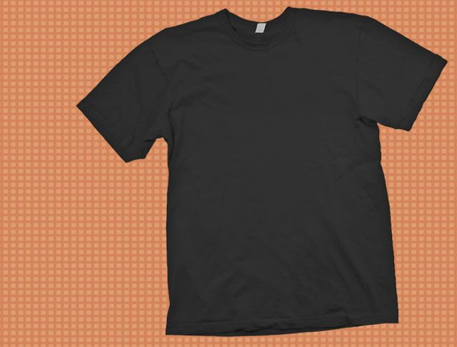 Download Black T Shirt Template Psd Free Download T Shirt Template Shirt Mockup Shirt Template Shirts
