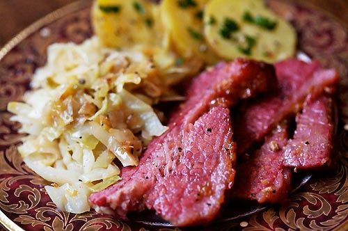 Corned Beef seasoning packet