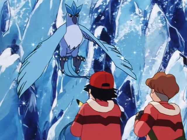 Episode 189 Freeze Frame Anime, Pokemon, Episodes
