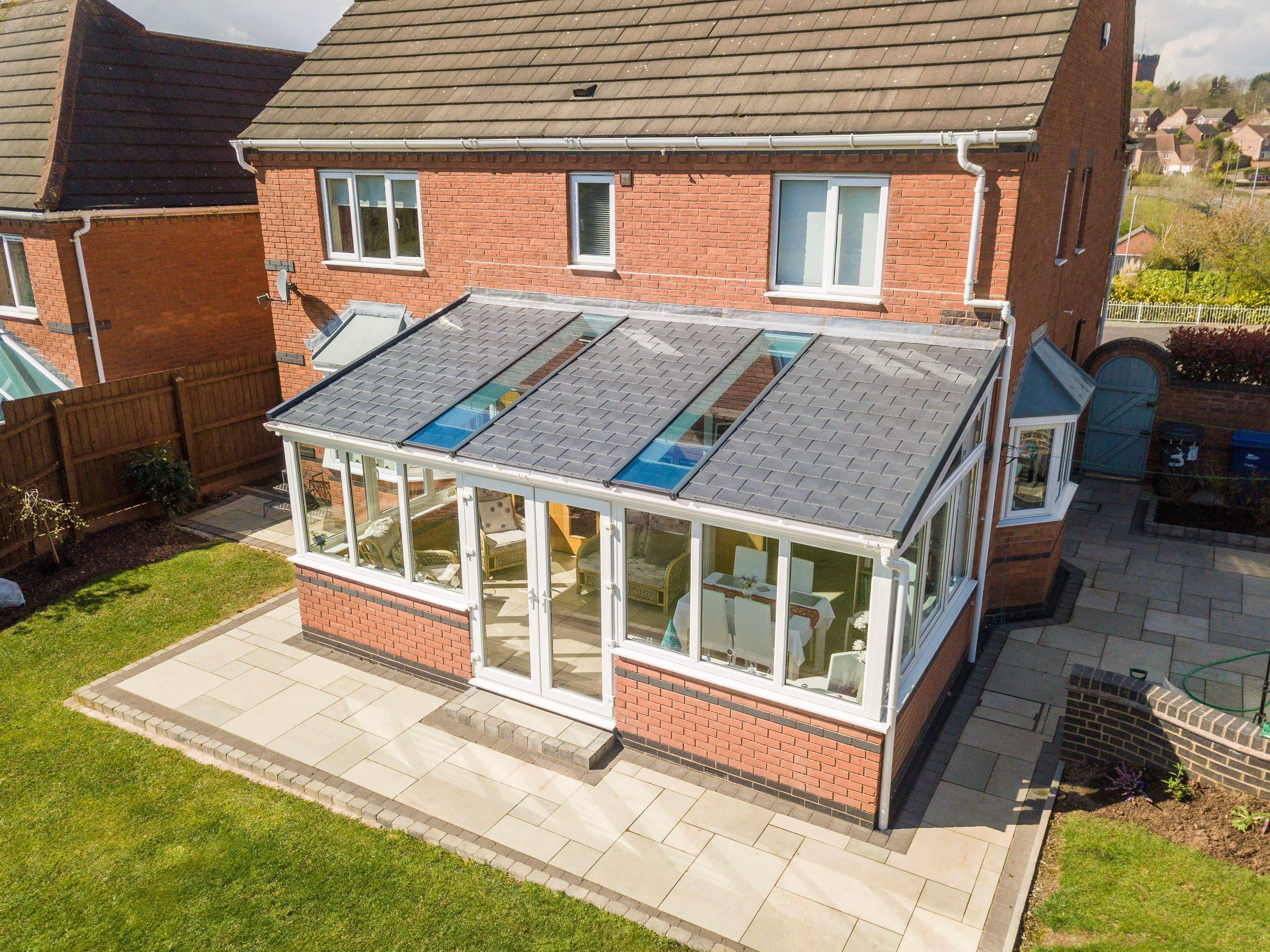 Tiled Conservatory Roof Replacement Prices In 2020 Tiled Conservatory Roof Replacement Conservatory Roof Conservatory Roof