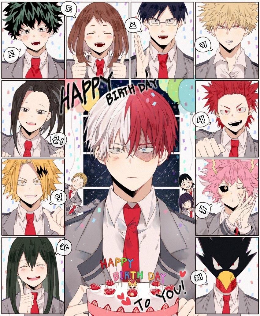 dmsco1803 I love anime, My hero academia shouto, Anime