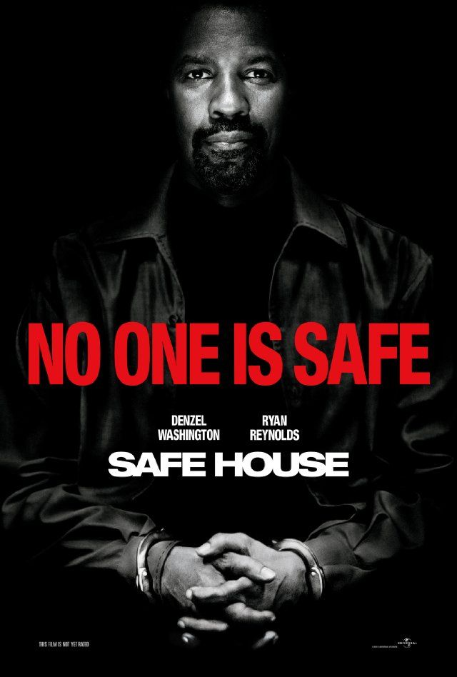 Safe House.  Because Ryan is in it of course.