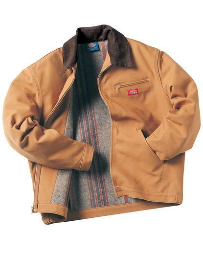c48f6c070d0 Men s Blanket Lined Duck Jacket