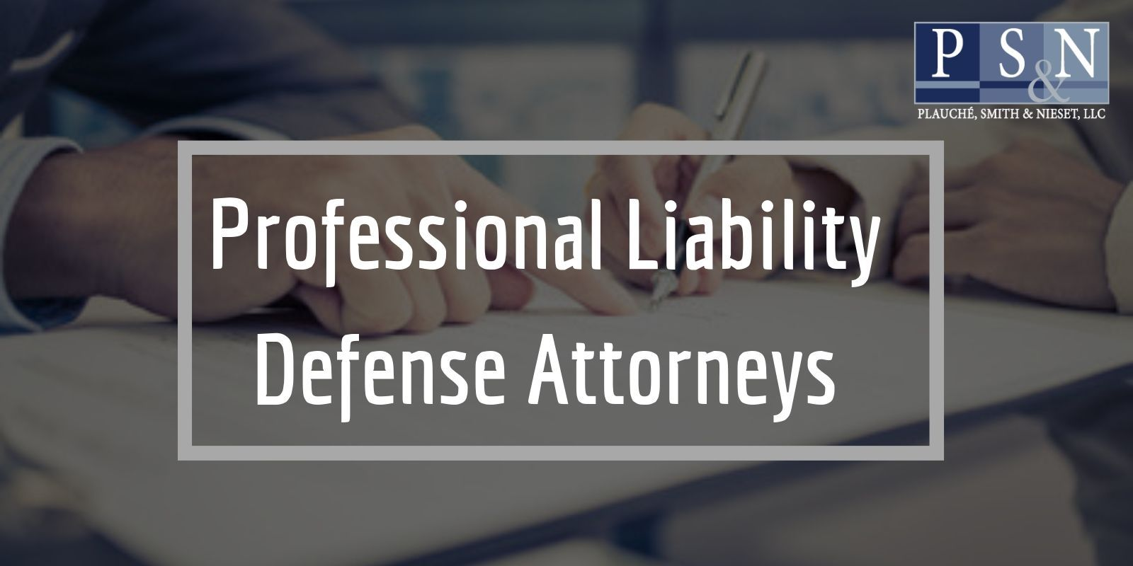 Professional Insurance Liability Defense Lawyers In Southwest