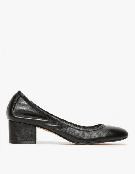 ad8f2a7a2812 Jeffrey Campbell   Bitsie Low in Black Leather