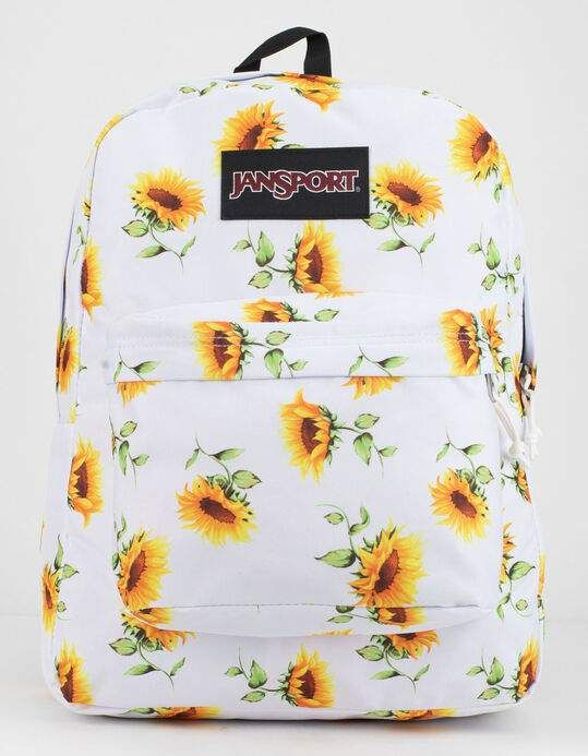 Photo of JANSPORT Black Label SuperBreak Sunflower Backpack