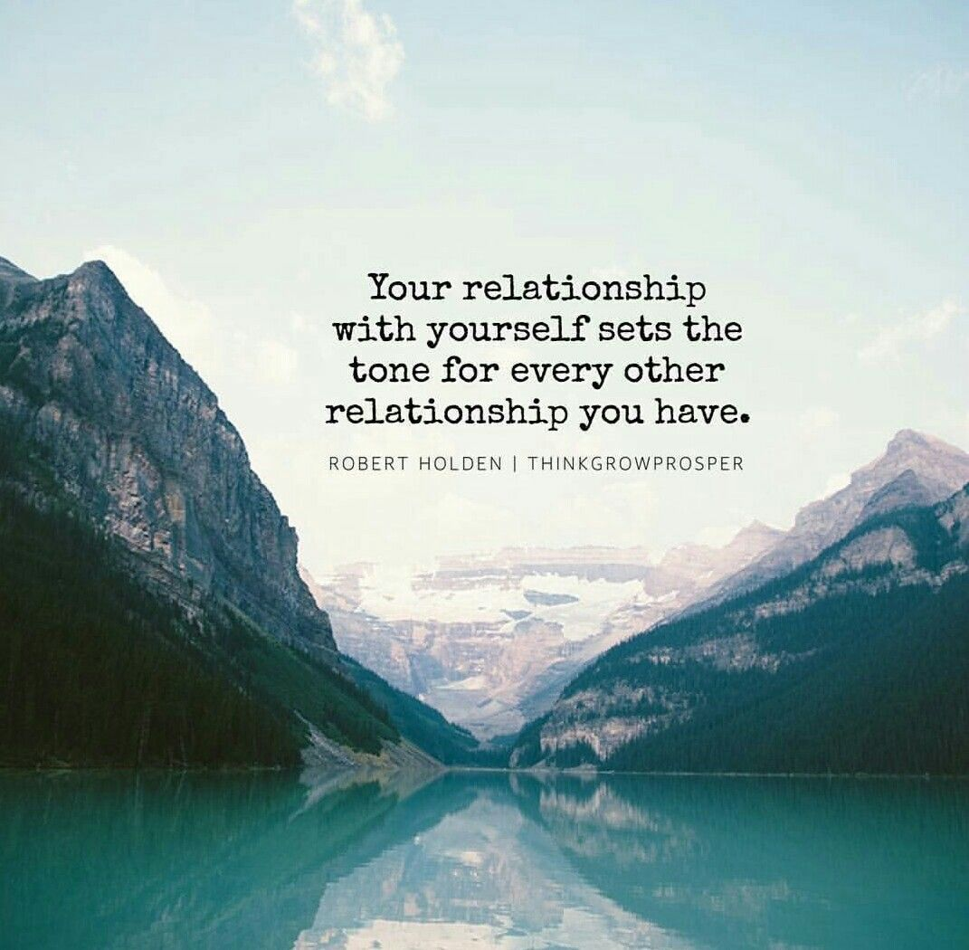 Find love u0026 happiness in yourself to