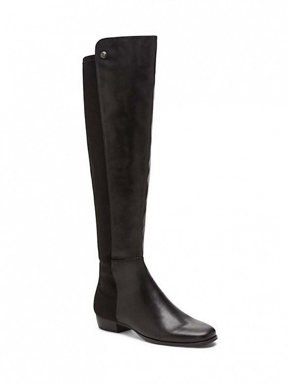 e74438db2166 12 of the Most Stylish Wide-Calf Boots