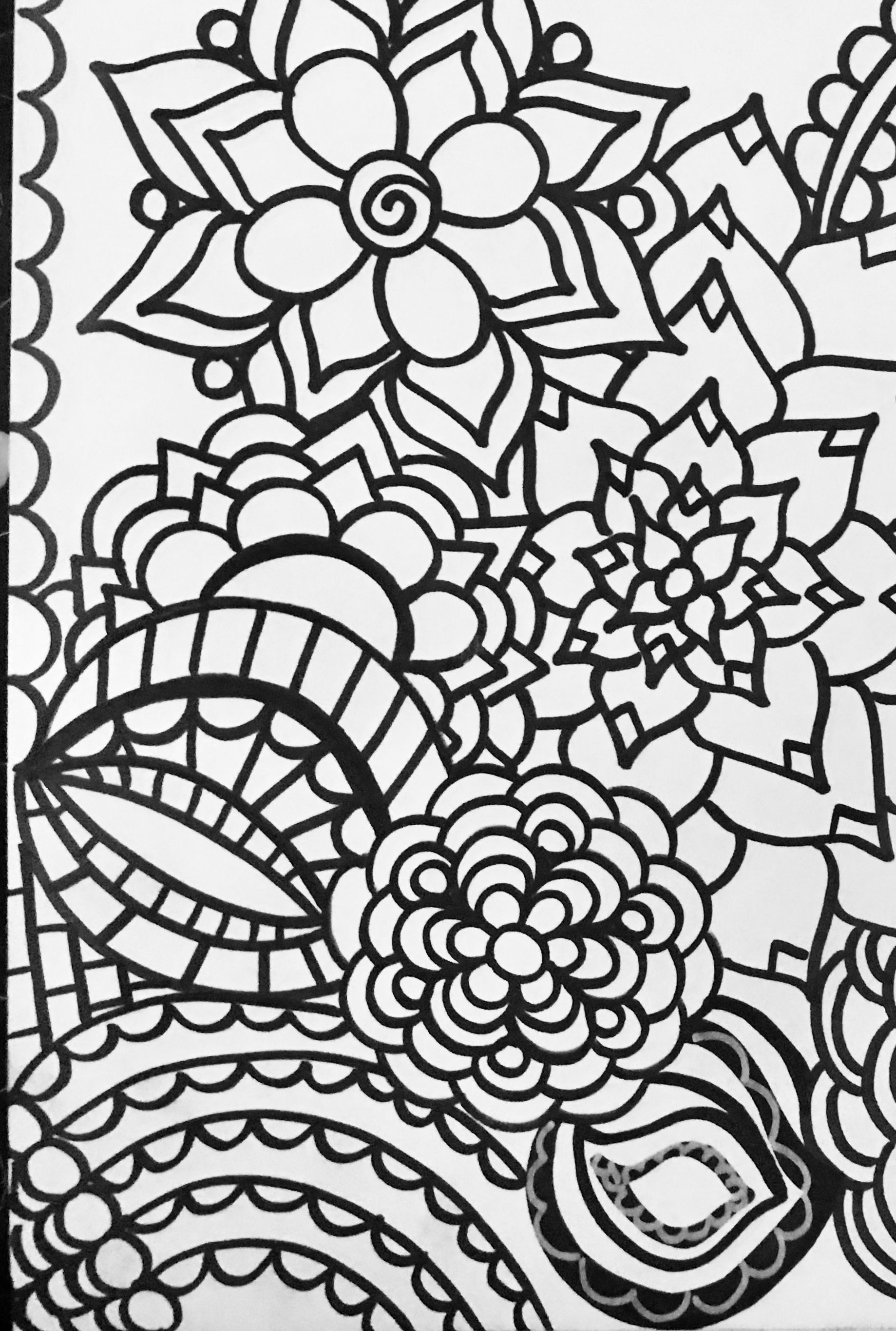 Patterns To Color Color Patterns Poster Making Art