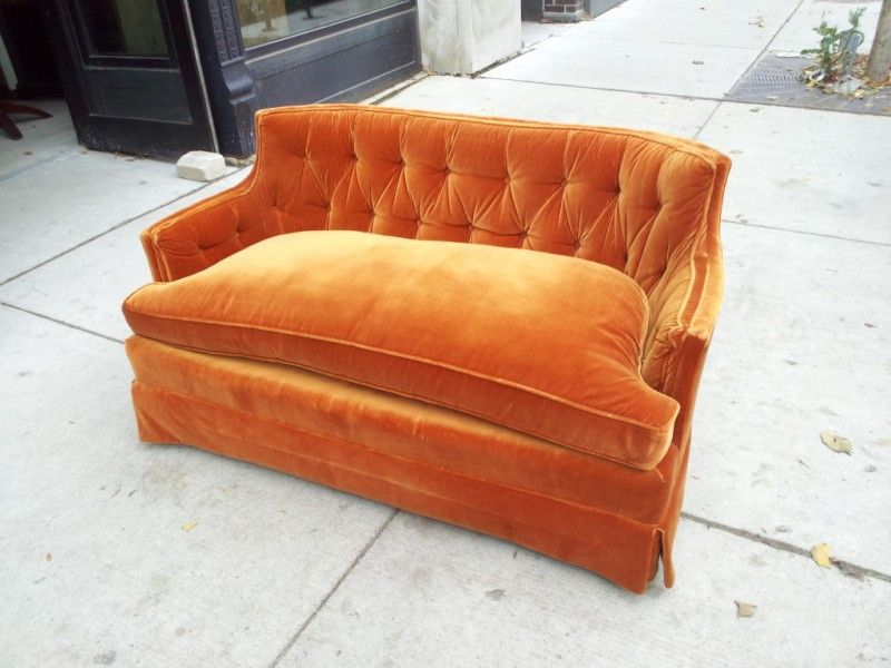 Henredon Hollywood Regency Loveseat Furniture