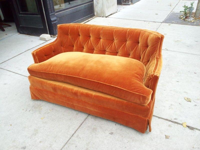 Henredon Hollywood Regency Loveseat Furniture