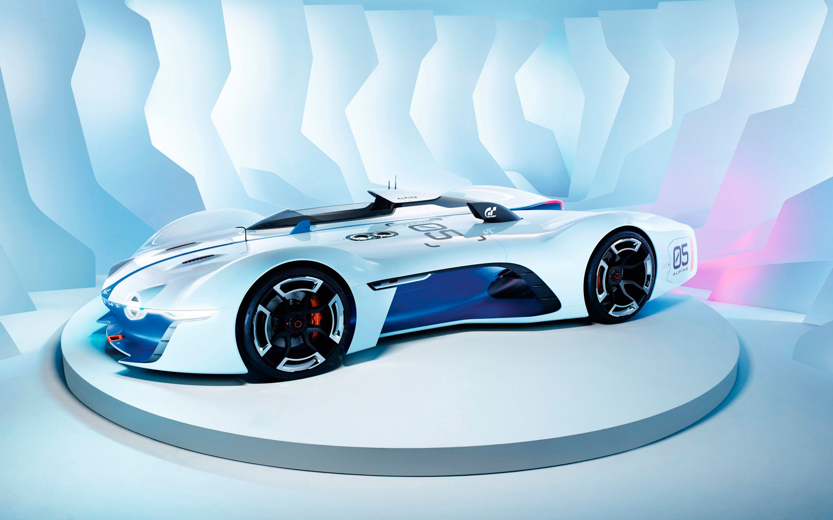 60 Hd Car Wallpapers And Backgrounds 2015 Renault Alpine Alpine Vision Concept Cars