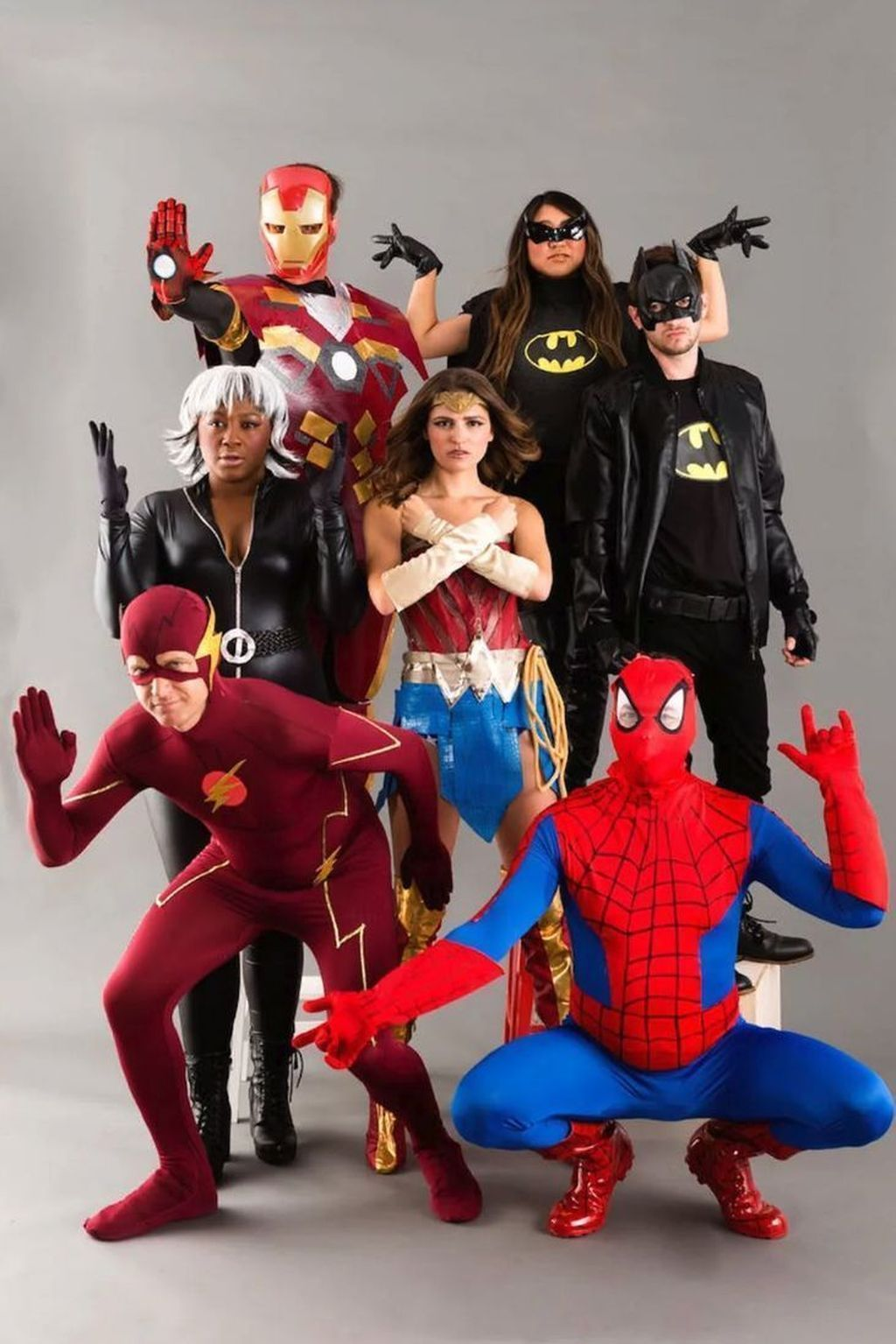 30+ Spooktacular DIY Group Halloween Costumes For Your