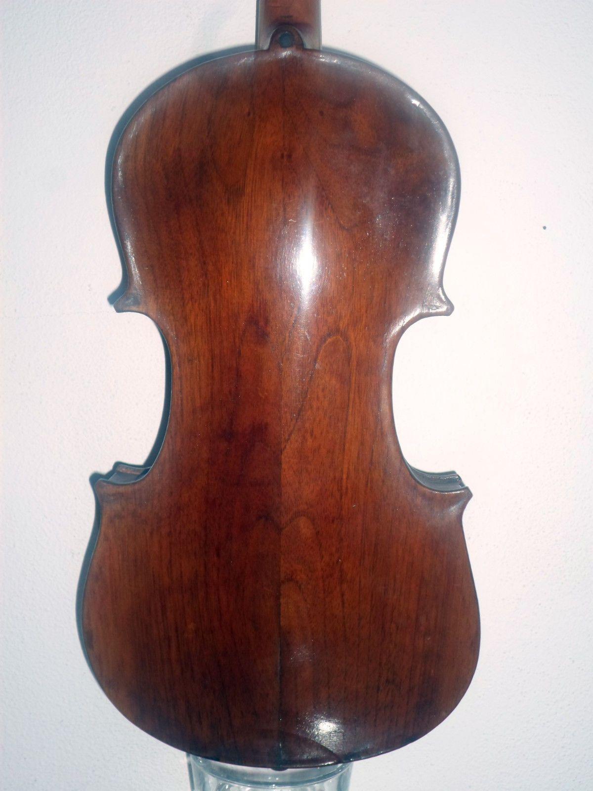 violino violin barocco baroque lombardi giovanni 4/4 di liuteria old alte geige   eBay