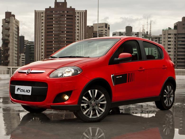 Fiat Palio : 2016