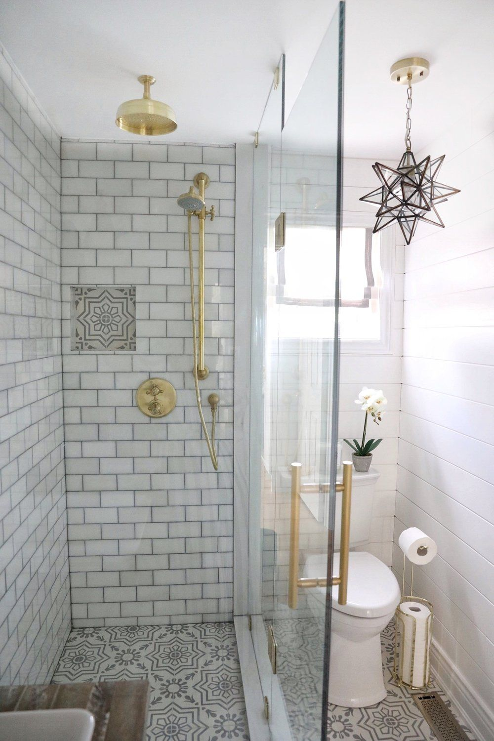 A Simply Beautiful Bathroom Makeover — Little Miss Party