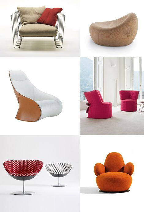 6 Cool Ultra Modern Chairs That Arenu0027t Overly Ultra