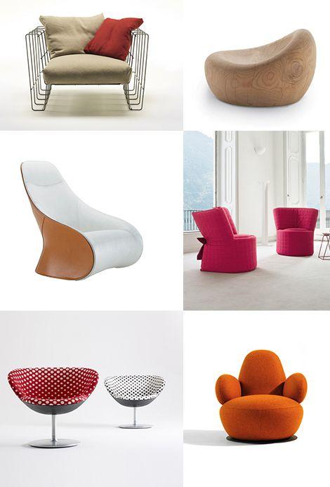 Wonderful 6 Cool Ultra Modern Chairs That Arenu0027t Overly Ultra