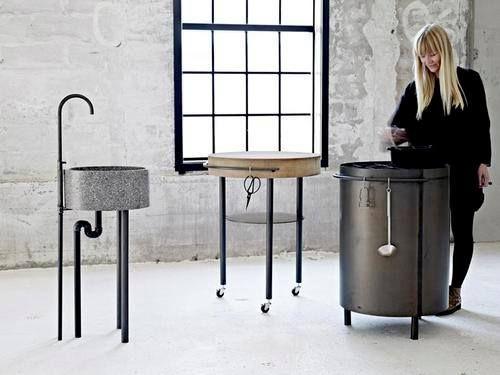 #compactkitchen #cocinacompacta #minicocina #design