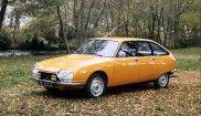 Citroen GS - articles, features, gallery, photos, buy cars - Go Motors