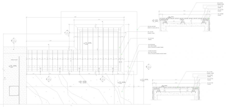 Detail Water Tank Cover Drawing In Dwg File Water Tank Drawings Detail
