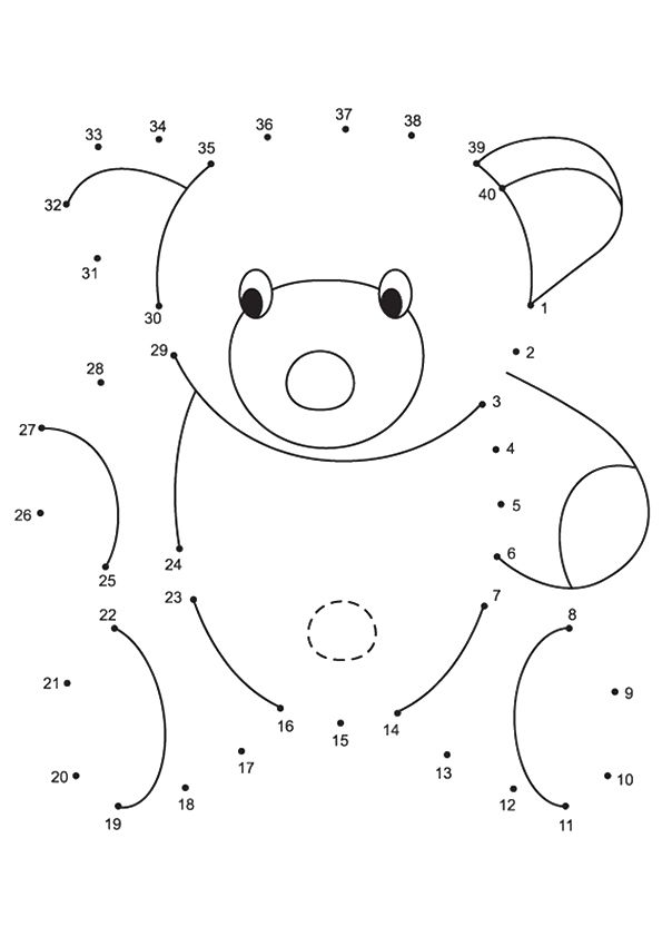 print coloring image  momjunction  coloring pages dots