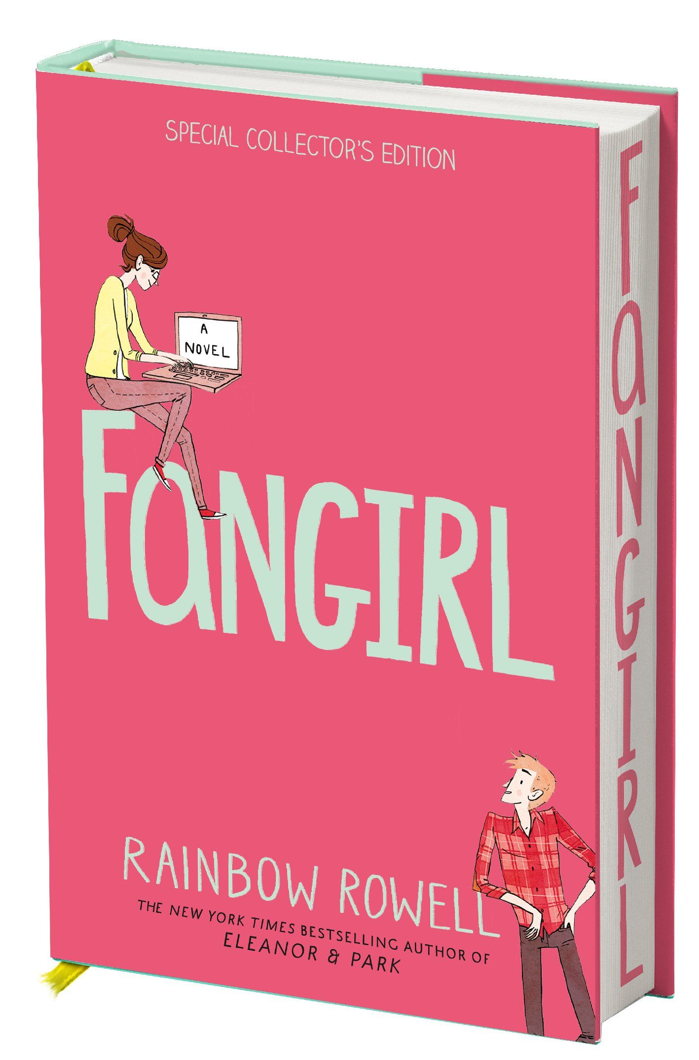 Fangirl: Special Edition: Amazon.co.uk: Rainbow Rowell: Books