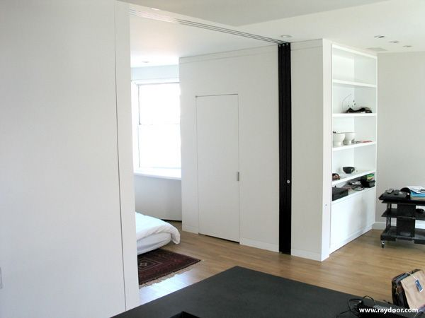 With No Floor Track And A Sleek Recess Sliding Doors