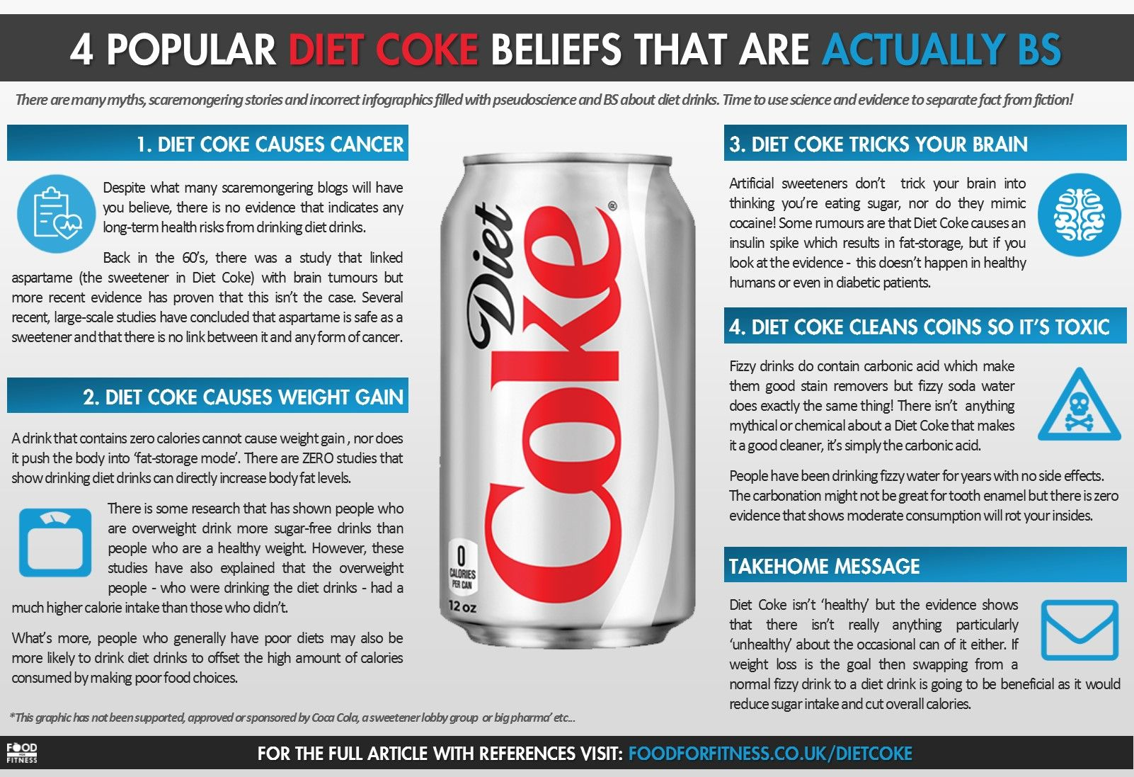 why is diet coke so bad for you?