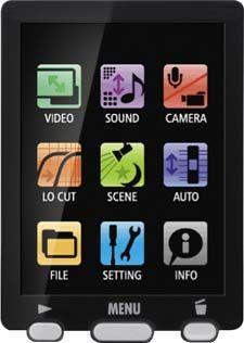 Q3HD Zoom 5 Q3HD da Zoom   Preço Imagens